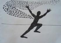cartoon swarm