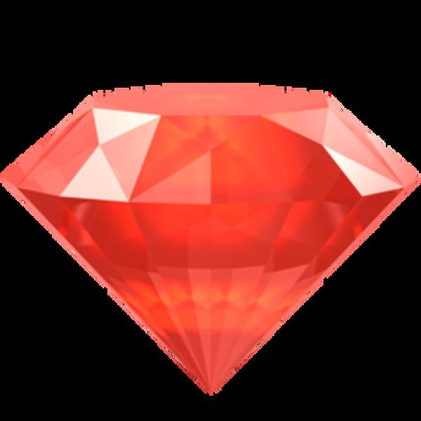 red gem-clip-art-126936