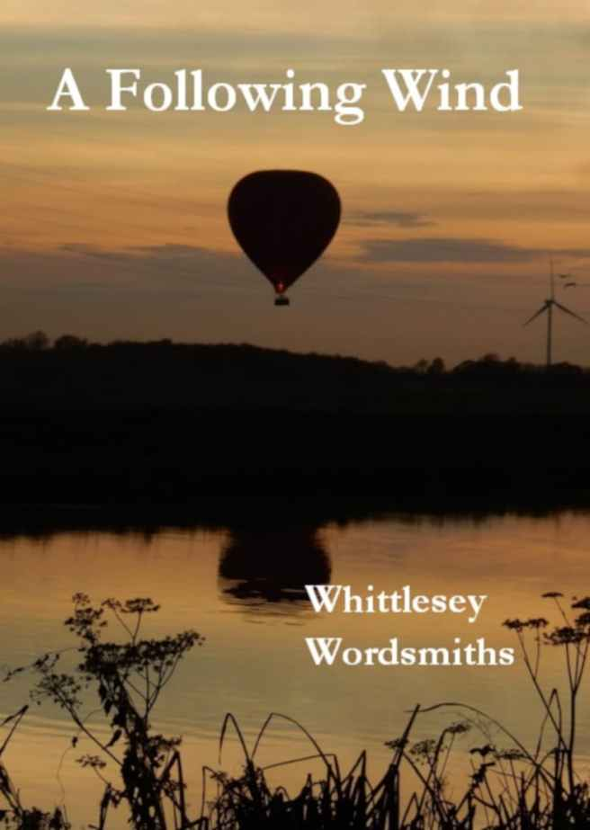 'A Following Wind' book cover