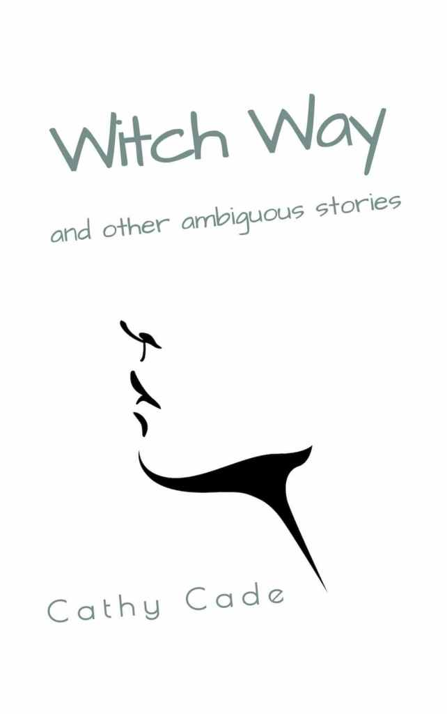 book cover, Witch Way