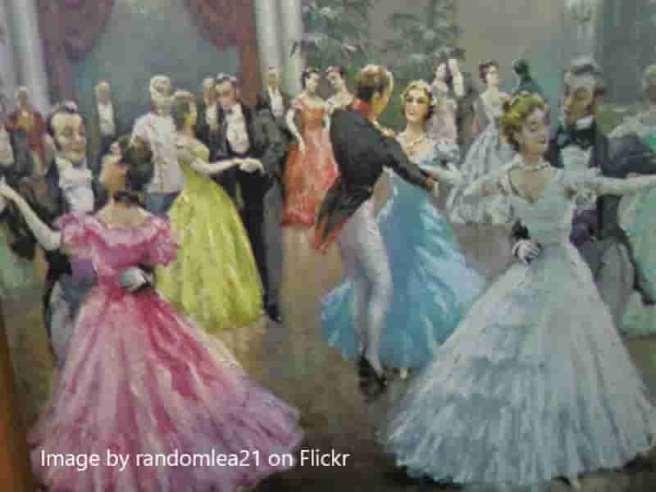 dancers at ball