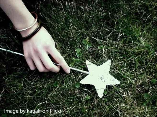 magic want
