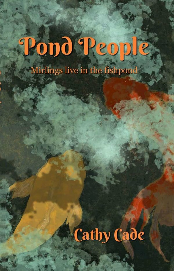 book cover, The Pond People