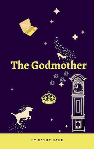 book cover for the Godmother