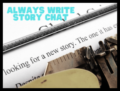 Story Chat header